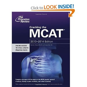 UHS Syllabus for MCAT Test 2013